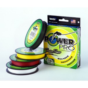Power Pro Verde Moss Green mt. 92